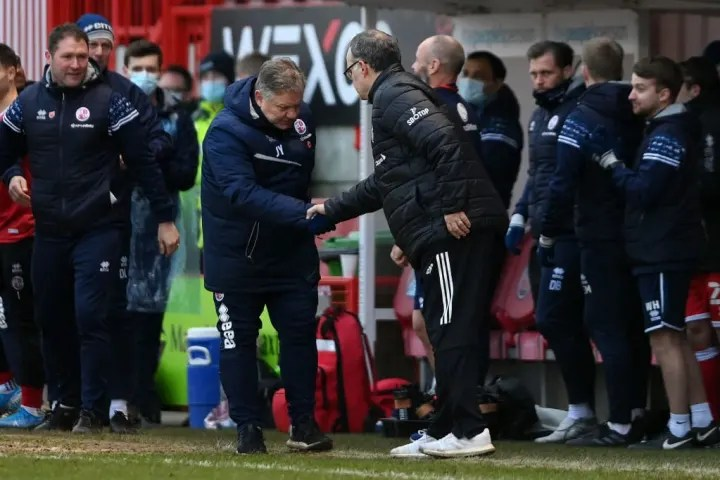 Bielsa was out-thought by the straight talking Yems