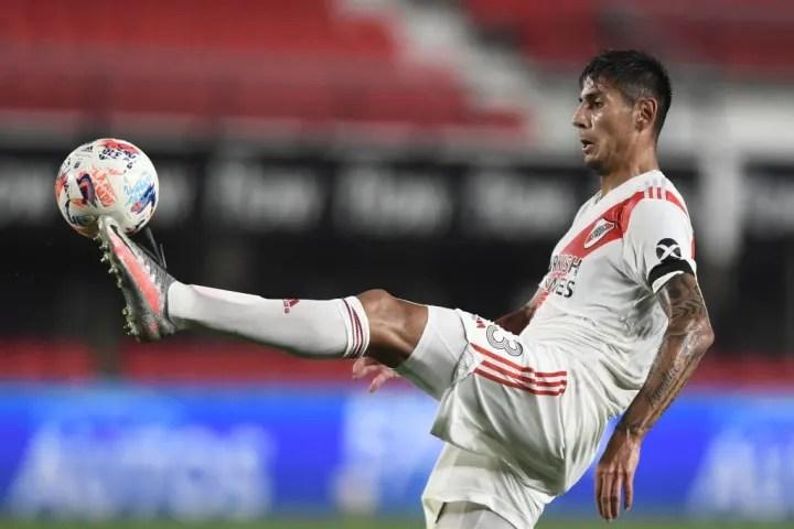 Estudiantes v River Plate - Professional League Cup 2021