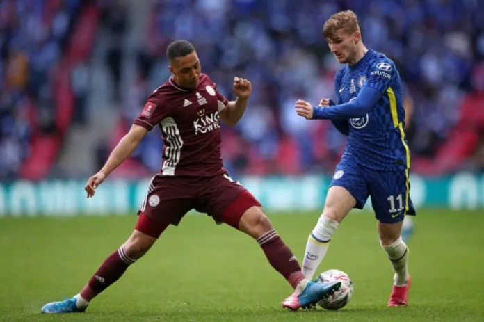 FBL-ENG-FA CUP-CHELSEA-LEICESTER