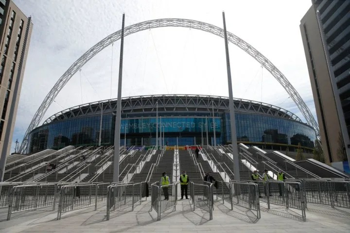Fans Attend FA Cup Semi-Final As Part Of Government's Events Research Programme