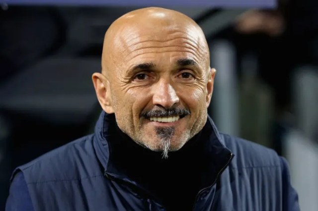 Luciano Spalletti is back in management