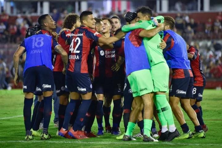 Huracan v San Lorenzo - Super League Cup 2019
