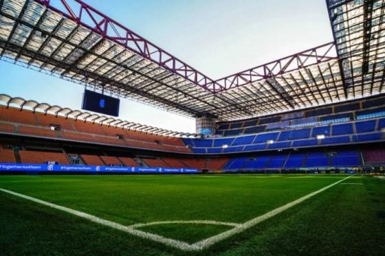 Internazionale v Torino - Italian Serie A