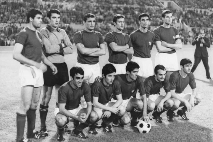 Italy v Yugoslavia