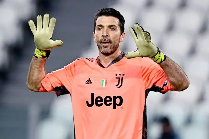 Gianluigi Buffon is possibly the best goalkeeper of his generation