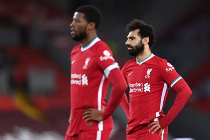 Liverpool nuk ka arritur të arrijë lartësitë e sezonit të kaluar
