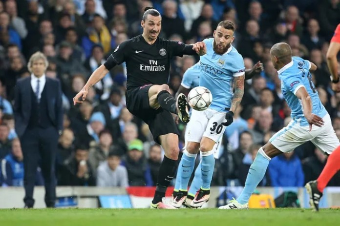 Zlatan Ibrahimovic, Nicolas Otamendi