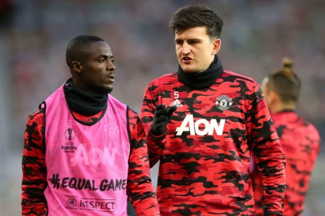 Man Utd's hunt for a new centre-back could put Bailly's future in doubt