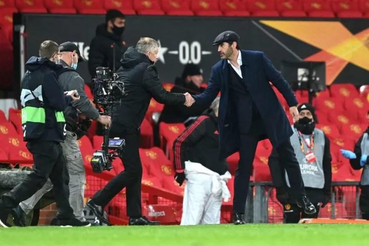 Roma did reach the Europa League semi-finals this season