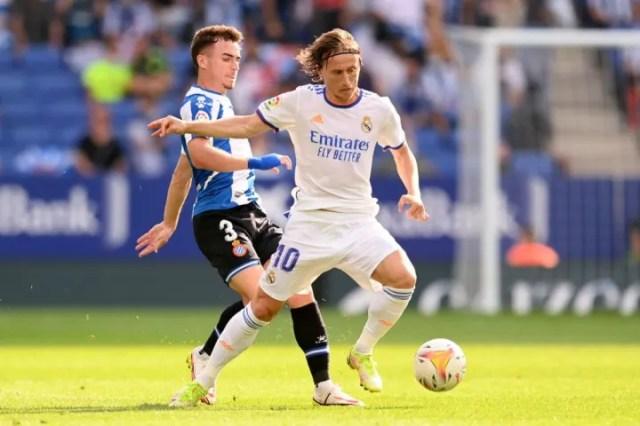 Luka Modric, Adria Pedrosa