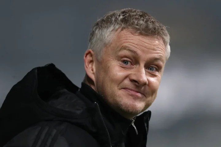 Solskjaer's side is well placed to finish in the top four