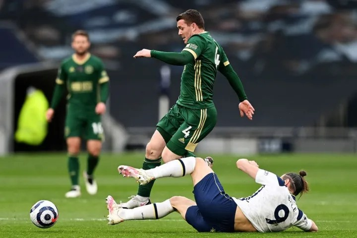 Gareth Bale, John Fleck