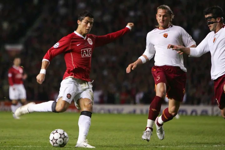 Cristaiano Ronaldo