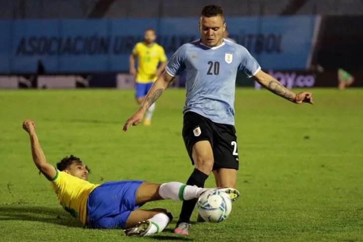 Marquinhos, Jonathan Rodriguez