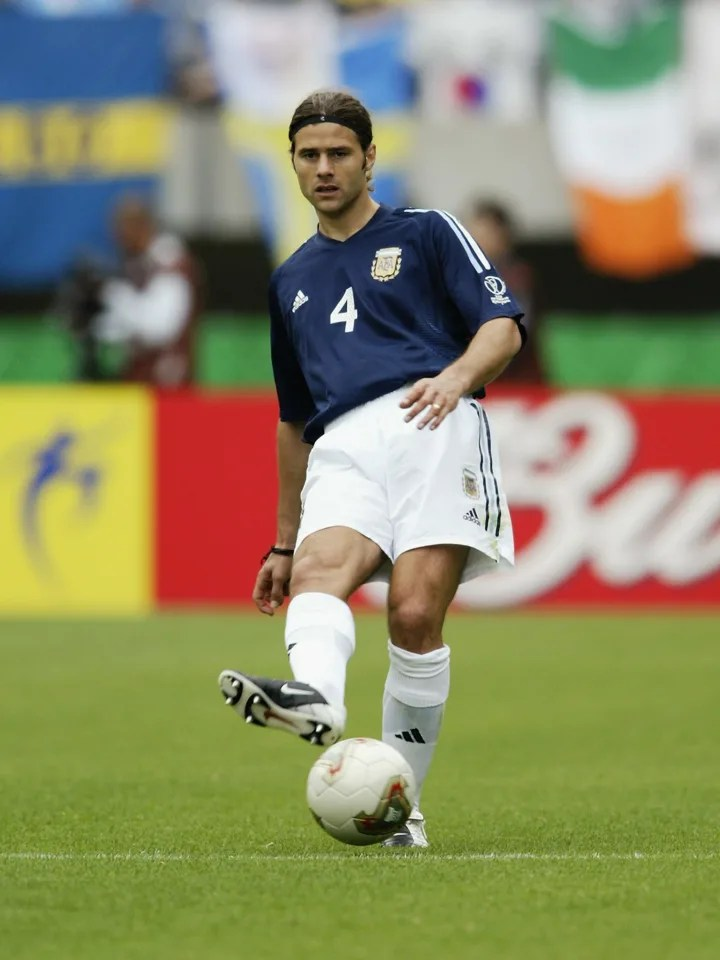 Mauricio Pochettino de Argentina