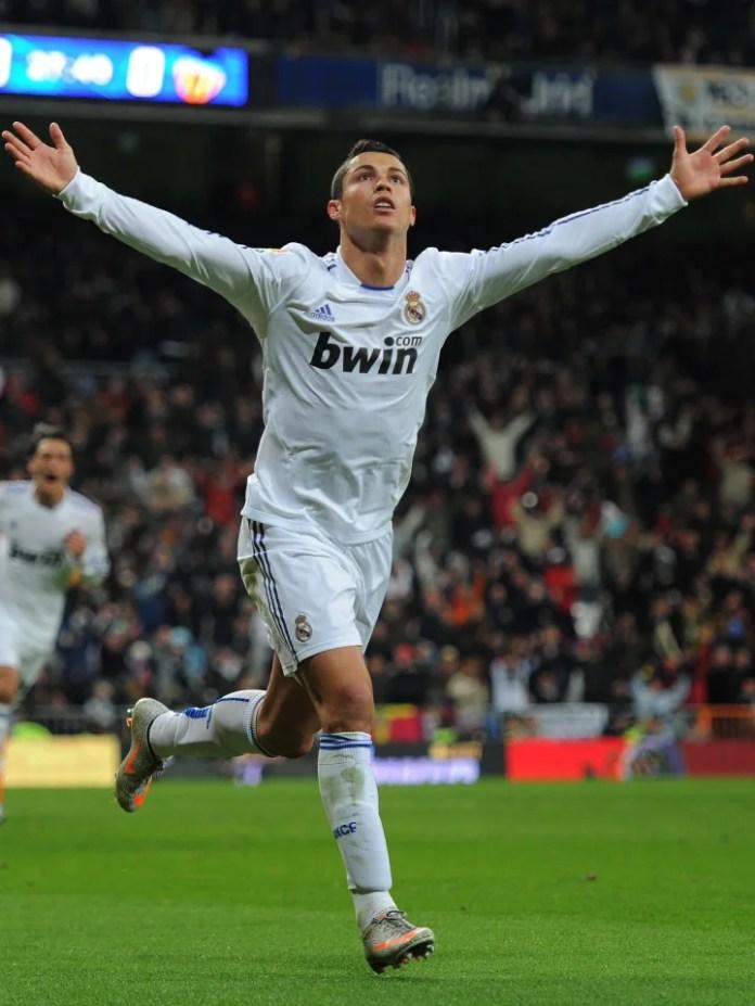 Rekordi i Ronaldos është më mbresëlënës sepse ai kurrë nuk shënoi hat-trick kundër Valencias
