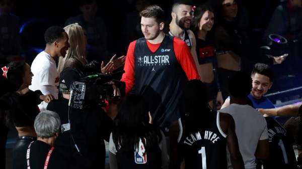 Luka Doncic será el jugador europeo más joven en participar en un Juego de Estrellas de la NBA