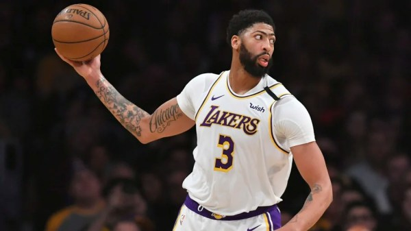 Lakers Taking Right Approach With Anthony Davis Injury