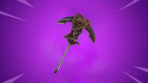Free Fortnite Merry Mint Axe Pickaxe Being Granted