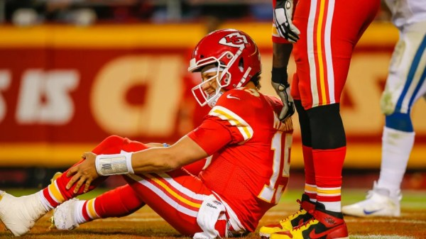 Kansas Church Holding Prayer Service for Patrick Mahomes