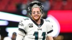 Eagles Are Going to Break Porcelain QB Carson Wentz if They Aren't Careful
