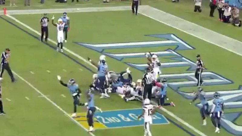 VIDEO: Chargers Find New Way to Blow it After Getting TD Overturned Followed By Melvin Gordon Fumble