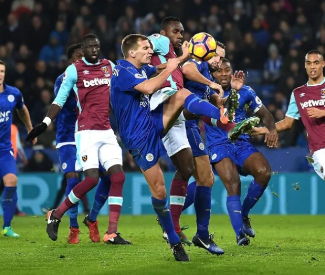 Premier League Team News West Ham United Vs Leicester City Confirmed Lineups