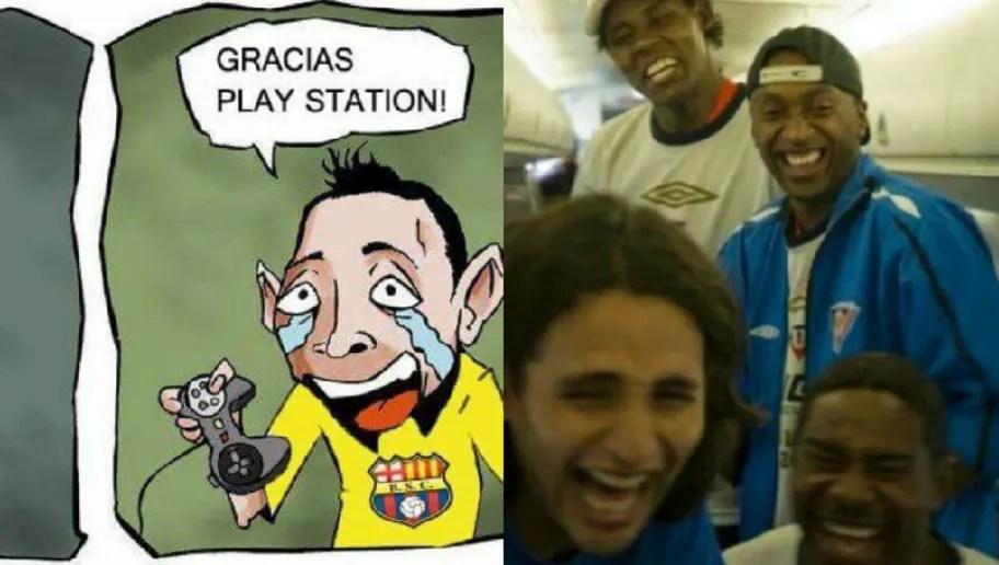 Pilas Mijines Comenten Barcelona Sc La Basura Del Ecuador
