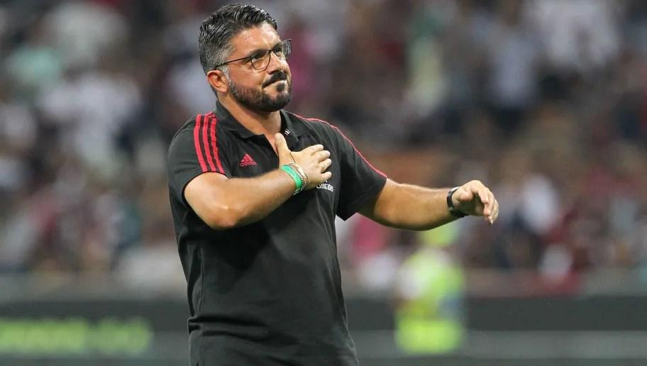 Gennaro Gattuso Demands 'Battlefield Spirit' From AC Milan After ...
