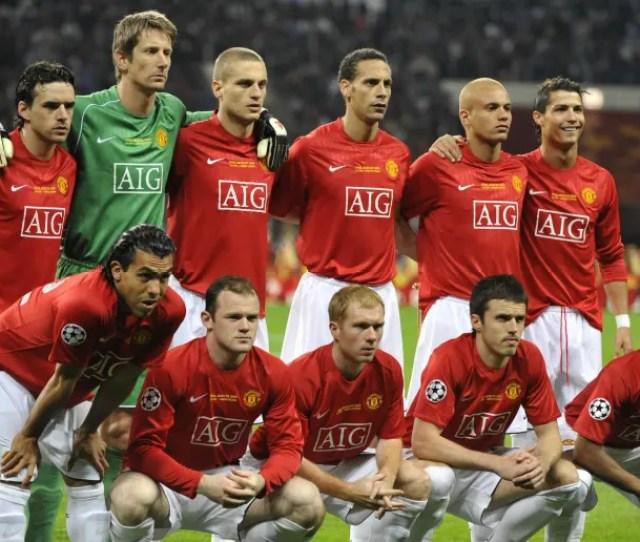 Starting Xi Manchester United Di Final Ucl  Dan Nasib Mereka