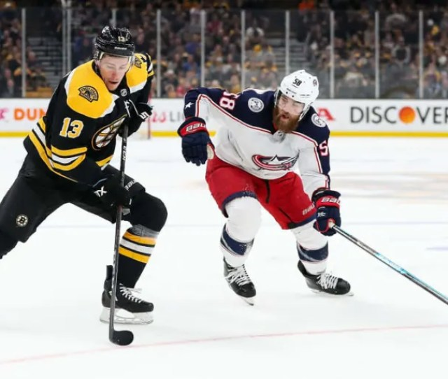 Blue Jackets Vs Bruins Game 2 Betting Lines Spread And Odds For 2019 Nhl Stanley Cup Playoffs