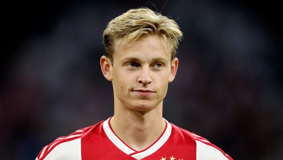 Frenkie De Jong Confirms He Will Not Leave Ajax This Summer After Champions League Win