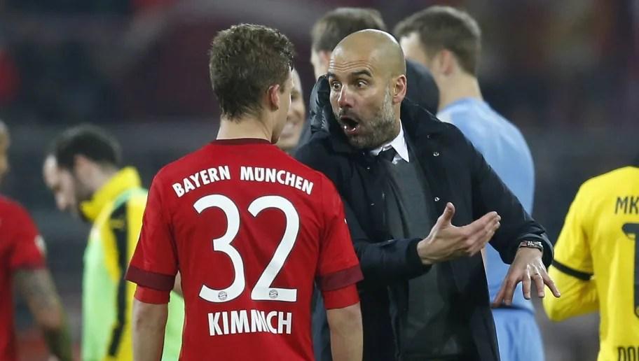 Joshua Kimmich Welcomes Pep Guardiola Links as Bayern Munich Consider New  Permanent Boss | 90min