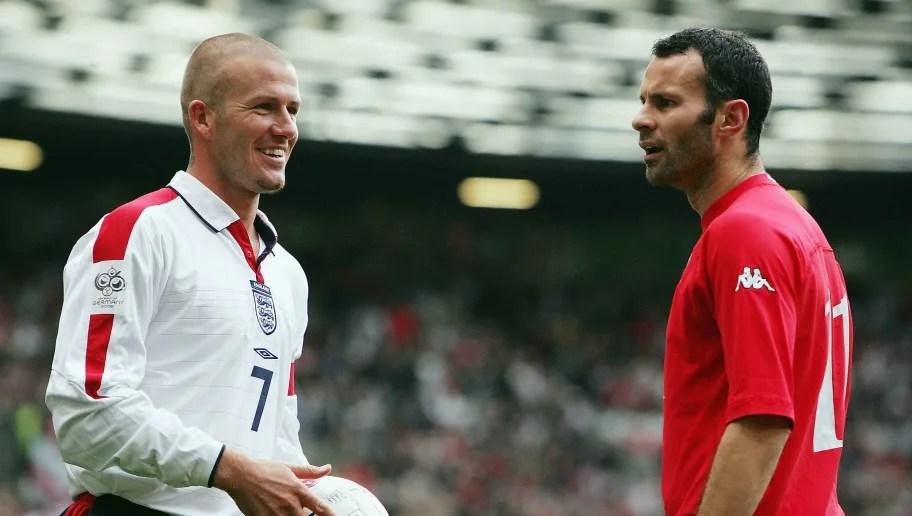 David Beckham,Ryan Giggs