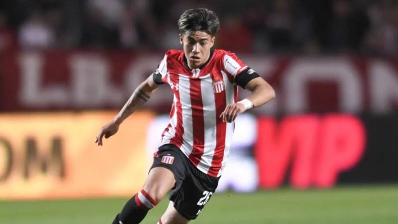 Las emotivas palabras del chico que debutó a los 16 años e hizo historia en  Estudiantes de La Plata | 90min