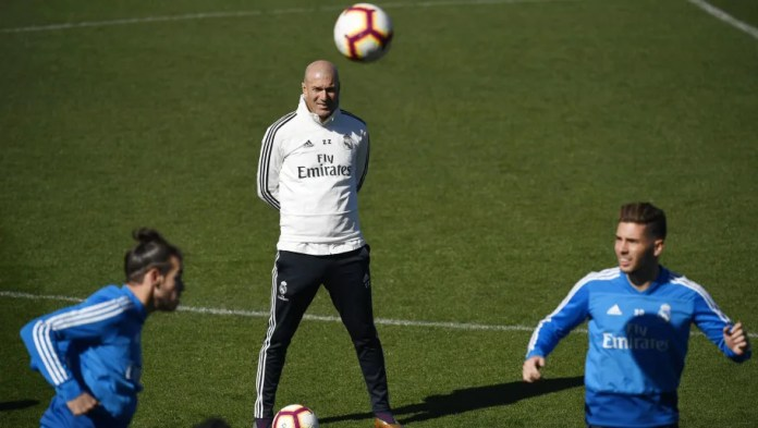 FBL-ESP-REAL MADRID-TRAINING