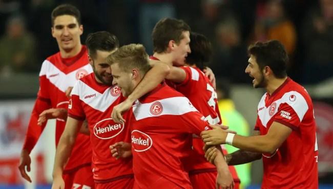 Resultado de imagem para fortuna dusseldorf 2019 season