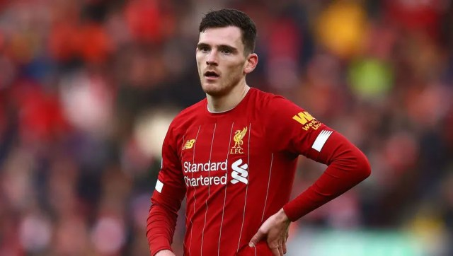 Andrew Robertson on Struggling for Petrol Money & How He's Made it at  Liverpool | 90min