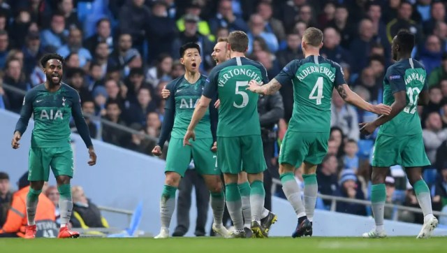 Image result for Tottenham
