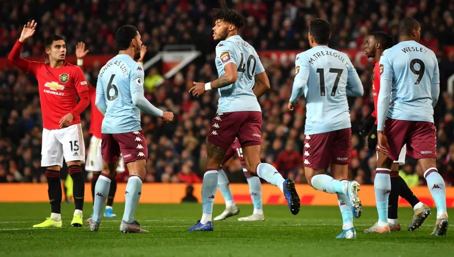 Manchester United 2-2 Aston Villa: Report, Ratings and Reaction as Mings  Strike Denies Red Devils   90min