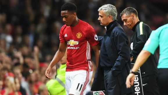 The Not-So Special One: Why Anthony Martial Is in Danger of Ruin Unless  Things Change at Man Utd | 90min