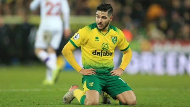 Daniel Farke Challenges Norwich Star Emiliano Buendia to Improve ...