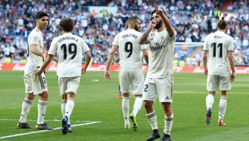 Isco,Gareth Bale,Karim Benzema