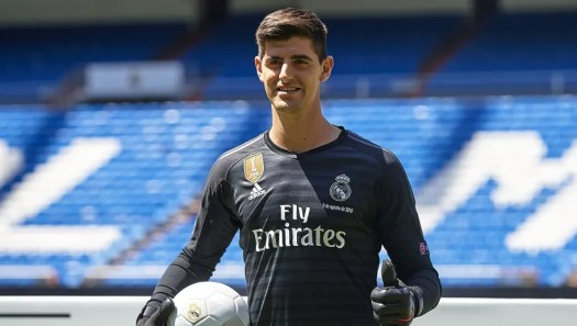 Real Madrid Include New Goalkeeper Thibaut Courtois in 29 ...