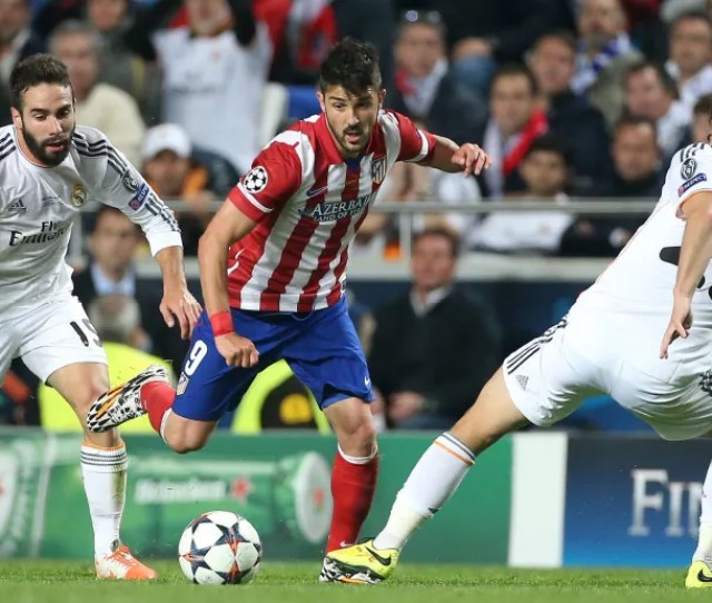 Real Madrid Vs Atletico Madrid  Classic Madrid Derby Encounters