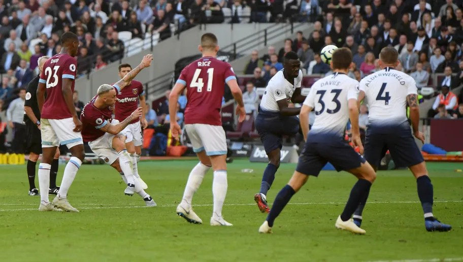 Tottenham host West Ham with third place up for grabs