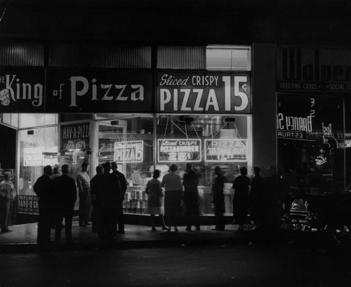 Американская пиццерия на вынос