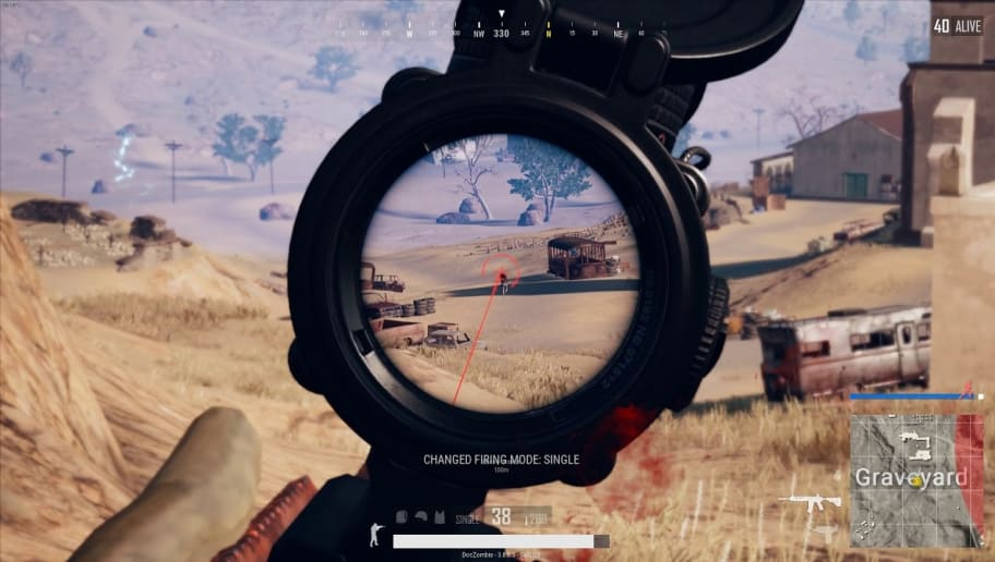 New 3x And 6x Scopes In PUBG Are Bugged Dbltap