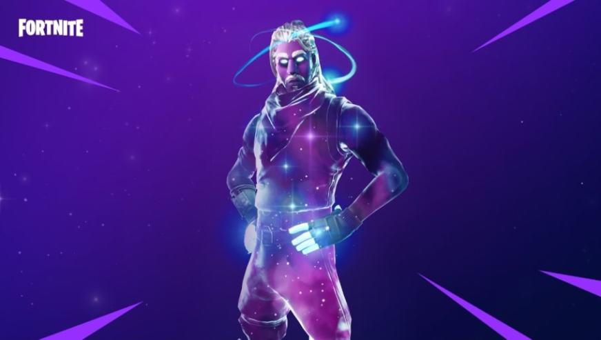 Epic Games Reveals Galaxy Skin for Fortnite Android | dbltap
