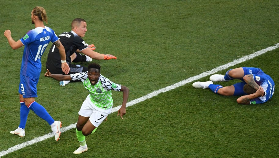 Nigeria 2-0 Iceland: Player Ratings as Ahmed Musa Dismantles Nordics to Keep Group D Alive fbl wc 2018 match24 ngr isl fans 5b2d21b9347a0232ef000008